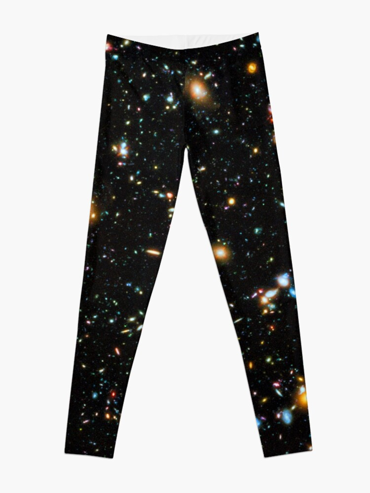 Alternate view of Hubble Extreme Deep Field Leggings