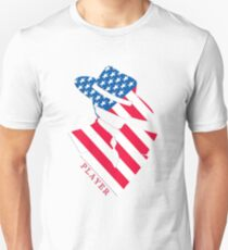 Stars and Stripes Player T-Shirt