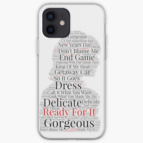 Taylor Swift iPhone Soft Case