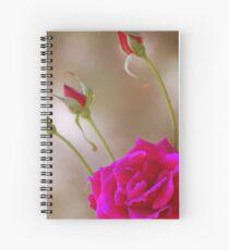 Rose & Buds Spiral Notebook