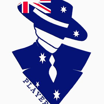 Australian Player by ashlint
