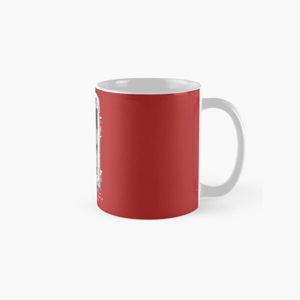 """""""Why, it's impossible to carry that to Camden Town,"""" said Scrooge. Classic Mug"""