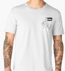 Bride of Frankenstein Men's Premium T-Shirt