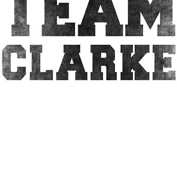 Team Clarke by TeamName