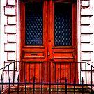 Paris Doorway by andytechie