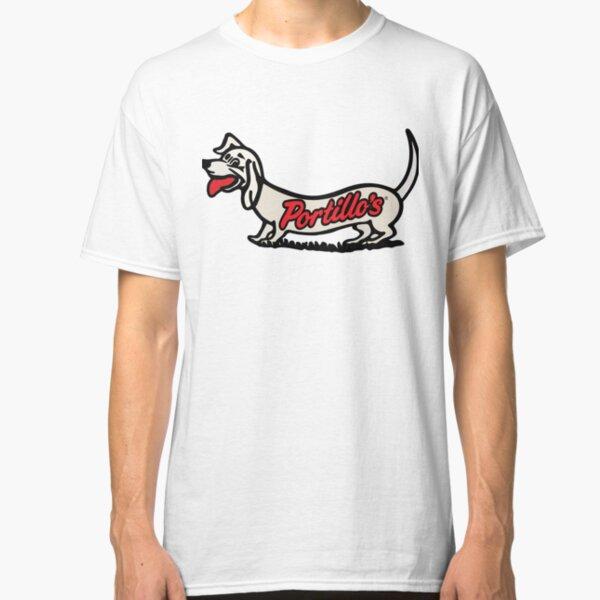 Portillo's Hot Dog  Classic T-Shirt