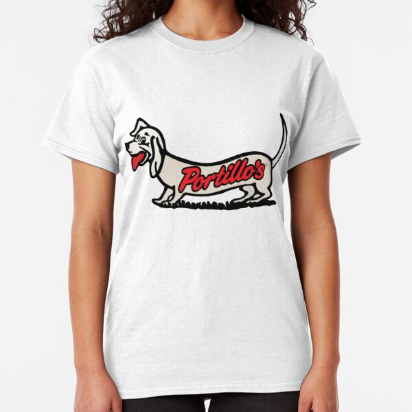 Portillo's Hot Dog  Classic T-Shirt