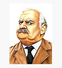 Open all hours - Ronnie Barker plays Arkwright Photographic Print