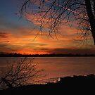 December Sunset 4 by grinandbearit