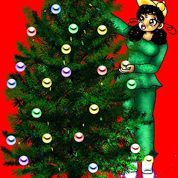 Ki-Chan's First Christmas by CodenameSailorE