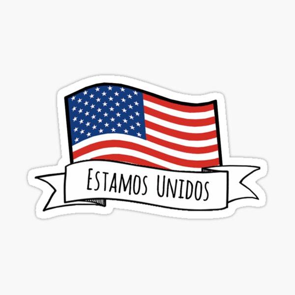 AGUILA MEXICO MEXICAN EAGLE  FLAG BANDERA Calcamonia Decal Sticker Estados Unido