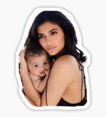 Kylie & Stormi Sticker Sticker