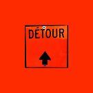 « Détour » par Martin Boisvert