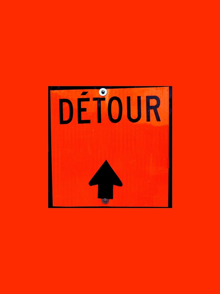«Détour» par martinb1962