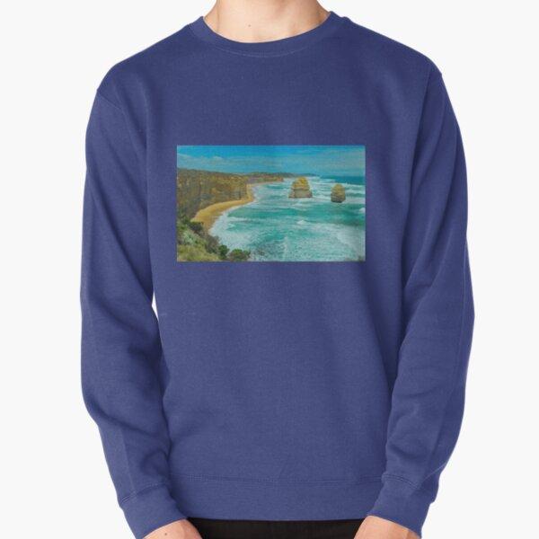 Gibson's Beach Bay Pullover Sweatshirt