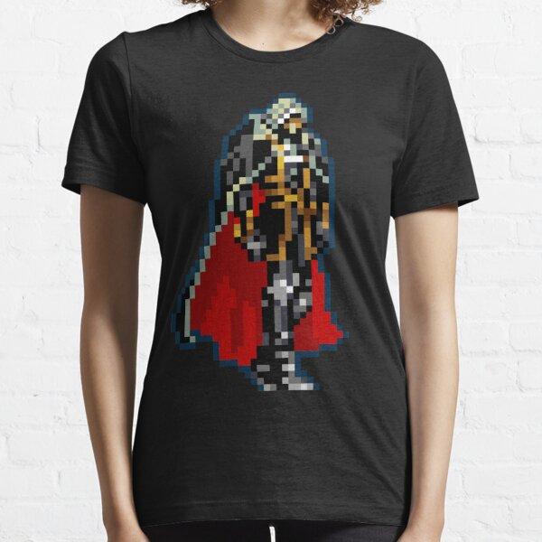 Alucard Black & Red Cape Classic 32-bit Retro Essential T-Shirt