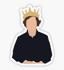 King David Dobrik Sticker