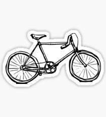 Pathracer Bicycle Sticker