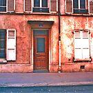 Paris Doorway 2 by andytechie