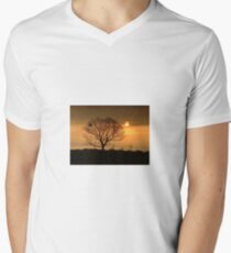 Silent Sentinel Men's V-Neck T-Shirt