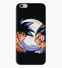 Goku and vegeta - goku & vegeta lunar  iPhone Case