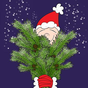 The smell of pine tree at Christmas by elee