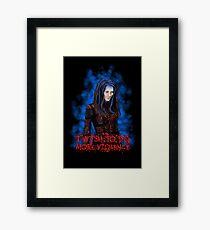 Angel - Illyria  Framed Print