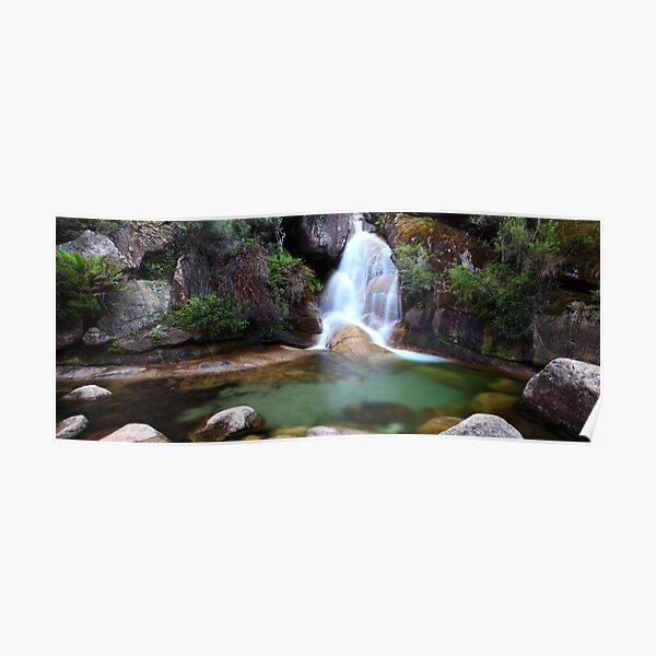 Ladies Bath Falls, Mount Buffalo, Australia Poster