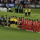 A League Grand Final 2009 by Paul Clarke