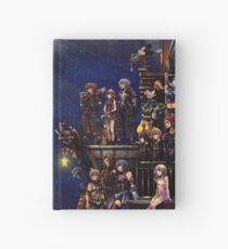 Kingdom Hearts  Hardcover Journal