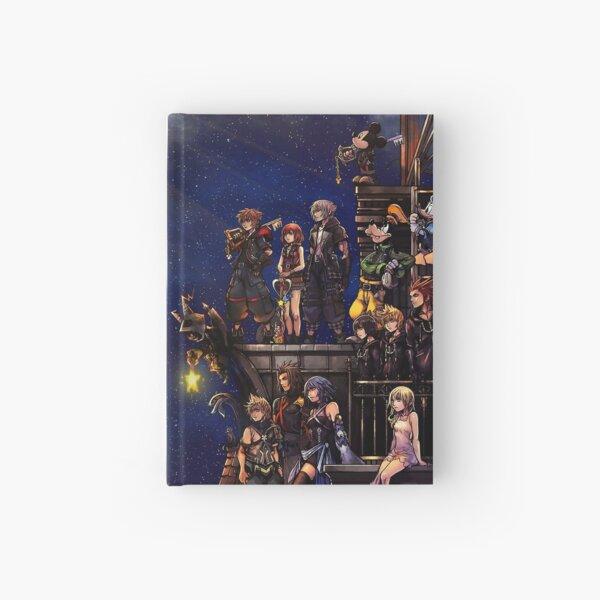 Kingdom Hearts  Hardcover Journal