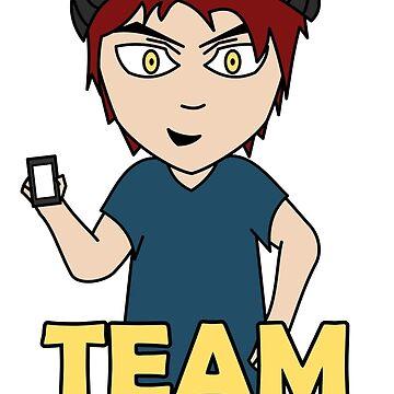 Team Sadistic by GrimDork