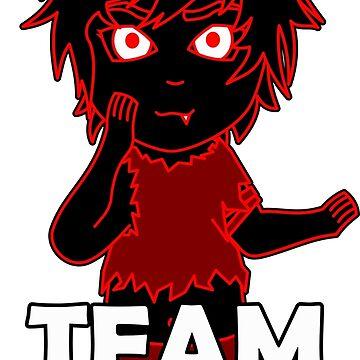 Team Demon by GrimDork