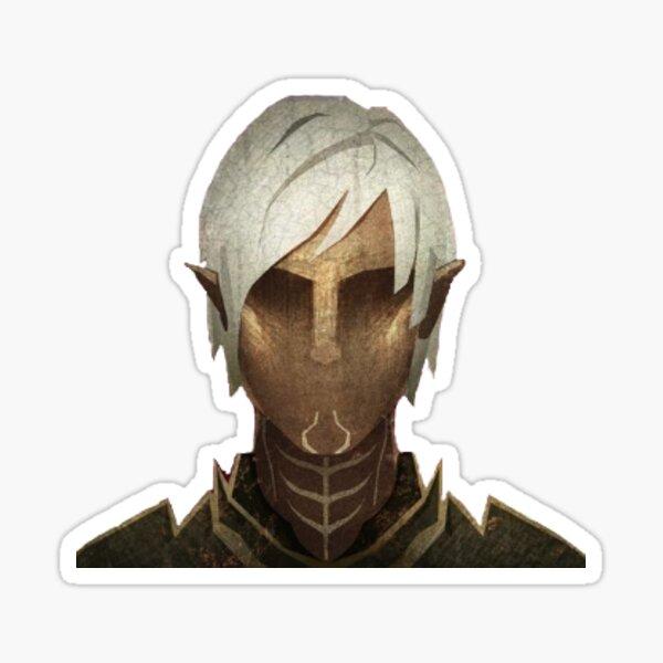 Fenris Icon Sticker