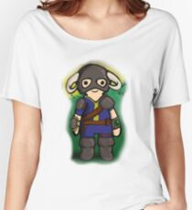 Dovahkiin The Vault Dweller Women's Relaxed Fit T-Shirt