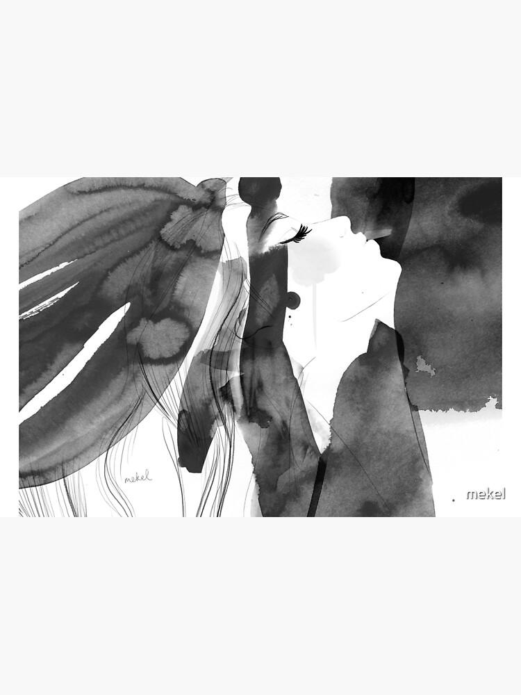 black and white bella by mekel
