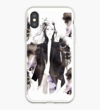 Dark Angel iPhone Case