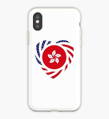 I Heart Hong Kong Patriot Flag Series iPhone Case