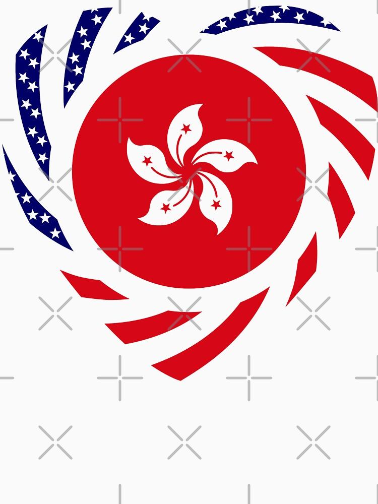 I Heart Hong Kong Patriot Flag Series by carbonfibreme