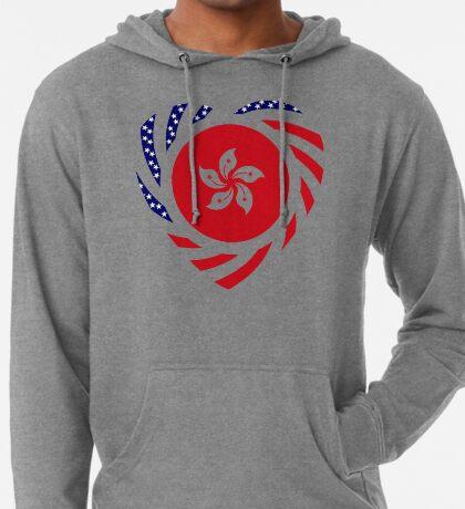 I Heart Hong Kong Patriot Flag Series Lightweight Hoodie