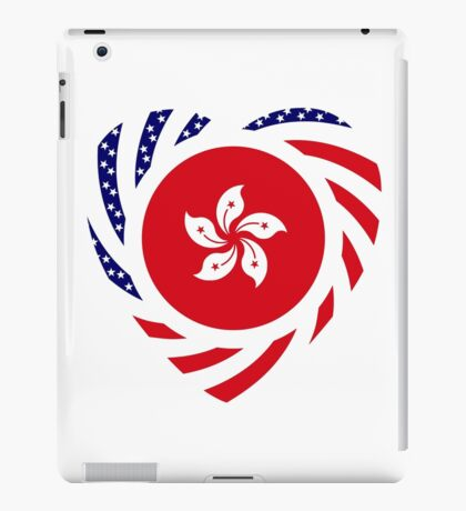 I Heart Hong Kong Patriot Flag Series iPad Case/Skin
