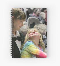 Young Friends Spiral Notebook