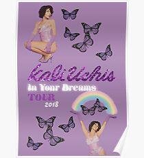 Kali Uchis Ausflugplakat Poster