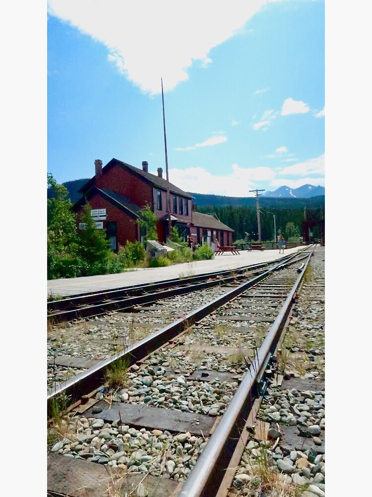 Carcross Railroad by suitcaseofbks