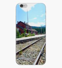 Carcross Railroad iPhone Case