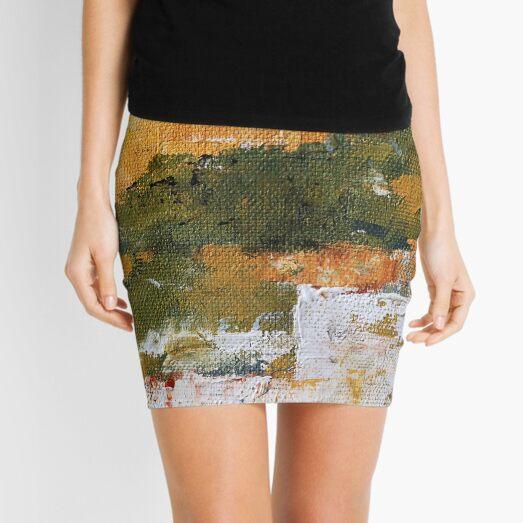 Pueblo Blanco Mini Skirt