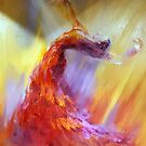 Unnamed Spanish dancer by Susan Harley