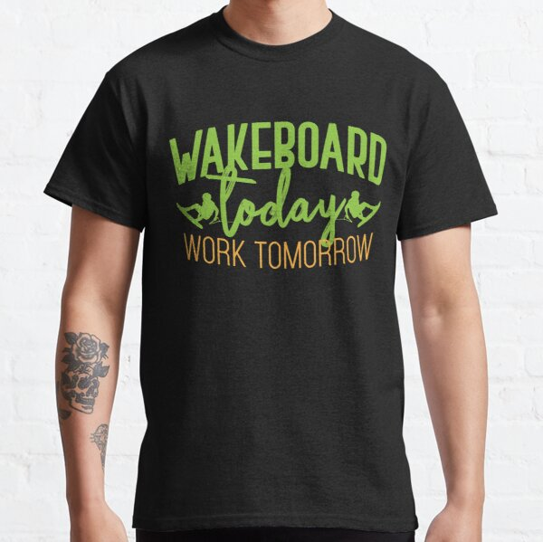 Wakeboard Classic T-Shirt