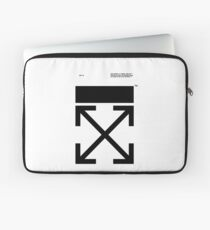 Off-white Laptop Sleeve