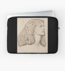 Portrait of Annie Miller (Rossetti) Laptop Sleeve